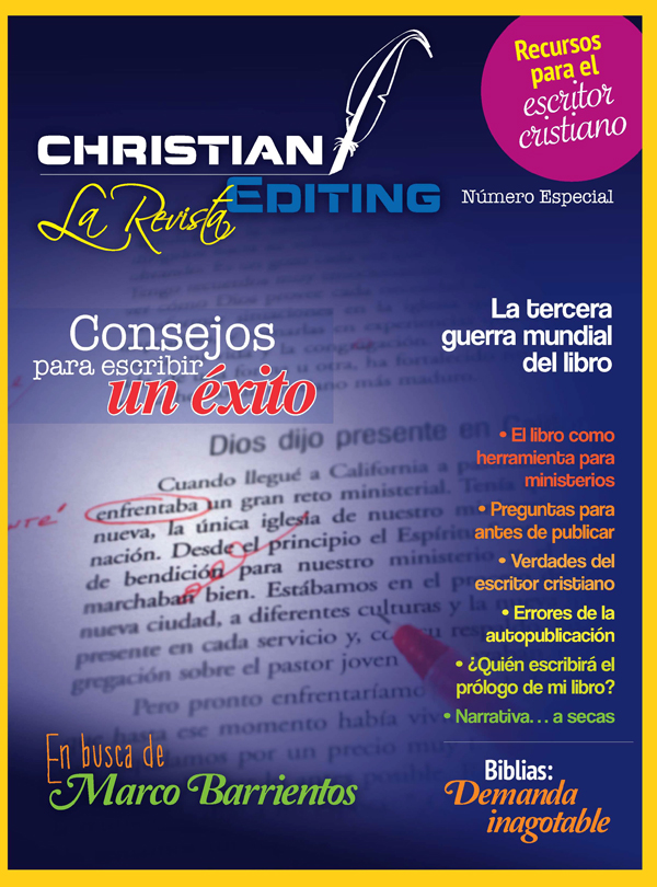 Christian Editing La Revista