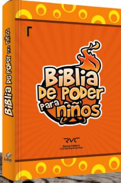 Biblia de Poder para Ninos
