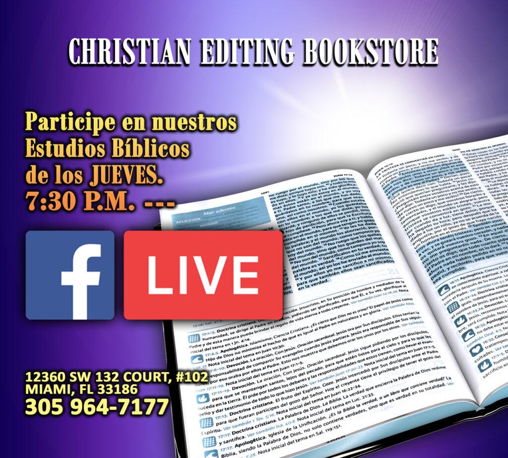 Estudios Biblicos de CHRISTIAN EDITING